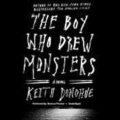 Keith Donohue_The boy who drew monsters_175