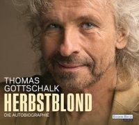 Herbstblond Thomas Gottschalk Autobiographie