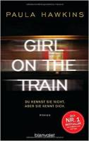 Paula Hawkins_Girl on the train Du kennst sie nicht