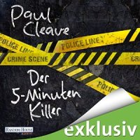 Paul Cleave Der Fünf-Minute-Killer