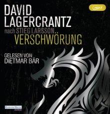 Verschwörung von David Lagercrantz - Hörbuch