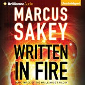 Written in Fire von Marcus Sakey