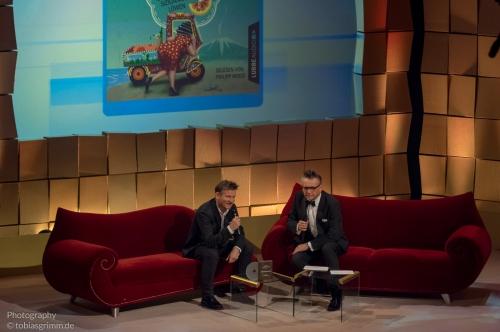 Götz Alsmann befragt Philipp Moog