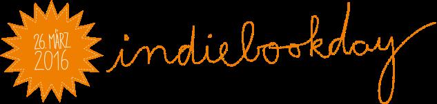 Logo #indiebookday 2016