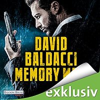 Memory Man von David Baldacci