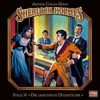 Sherlock Holmes: Der griechische Dolmetscher von Titania Medien