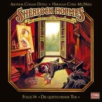 Sherlock Holmes - Die geheimen Fälle des Meisterdetektivs: Die quietschende Tür
