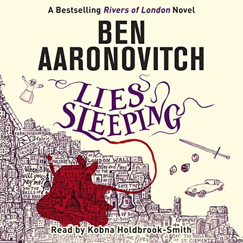 Lies Sleeping von Ben Aaronovitch