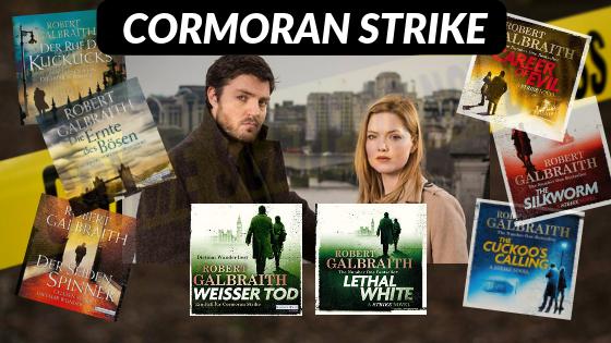 Cormoran Strike Verfilmung