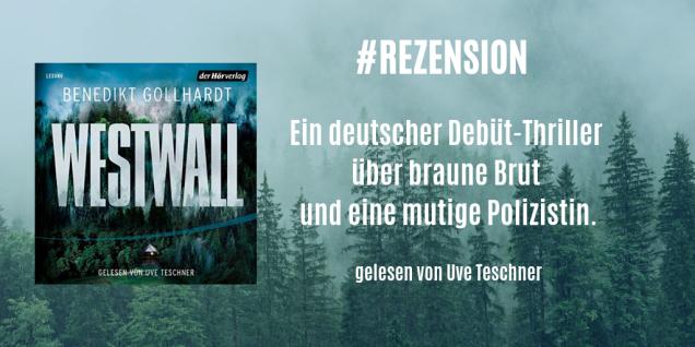 Westwall von Benedikt Gollhardt