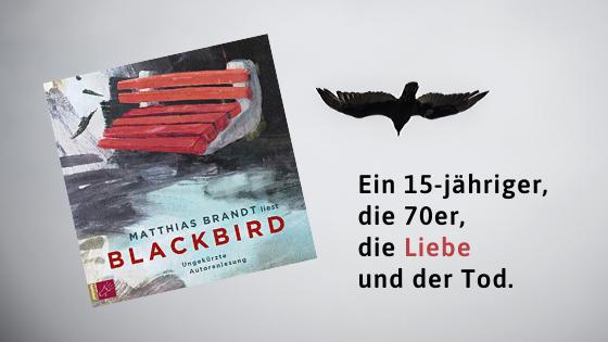 Blackbird von Matthias Brandt