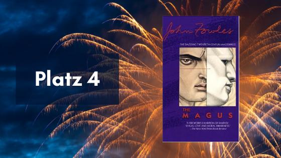 """Platz 4, """"The Magus"""" von John Fowles"""