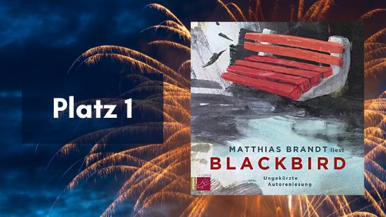 """Platz 1: """"Blackbird"""" von Matthias Brandt"""