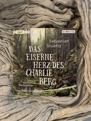 """Hörbuch """"Das eiserne Herz des Charlie Berg"""""""