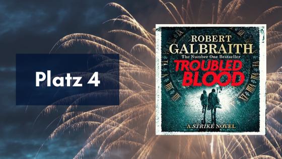 Troubled Blood von Robert Galbraith